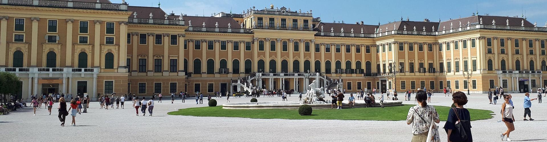 Schönbrunn Haupteingang